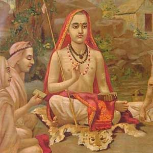Which of the following teachers did NOT write a commentary on the Bhagavad Gita? 1